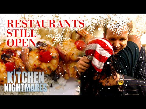 RESTAURANTS STILL OPEN! | Kitchen Nightmares | Part One