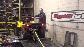 8. Canam Outlander on MrRPM's dyno