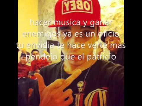 """Mi Capacidad - Mc Davo """"Psicosis 2"""" (letra)."""