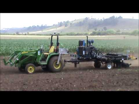 UNSW Autonomous Seeder for Broad Acre Crops