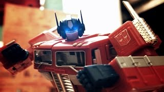 "NERD NOD: ""Vid of the Week!"" Transformers Generation Movie Stop Motion by Harris Loureiro"