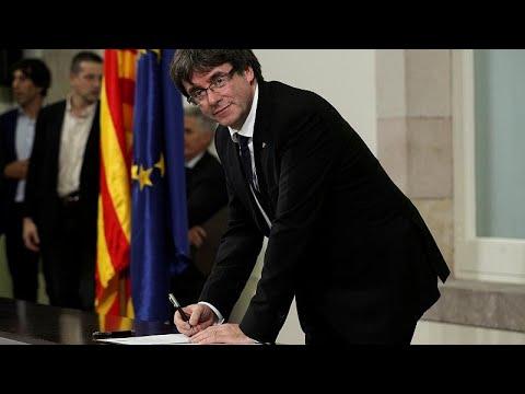 Spanien: Katalanenführer Puigdemont für Europawahl zu ...