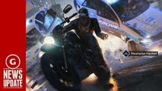 New Watch Dogs PC Trailer Shows Off Open-World At Its Best - GS News Update