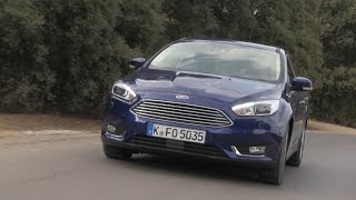 Ford Focus 2014 road test - English subtitled