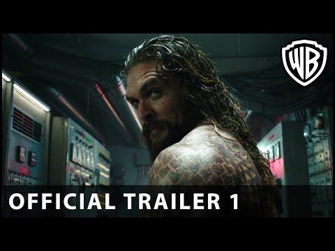 Aquaman - Official Trailer 1 - Warner Bros. UK