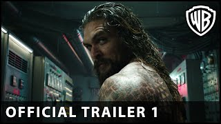 Nonton Aquaman   Official Trailer 1   Warner Bros  Uk Film Subtitle Indonesia Streaming Movie Download