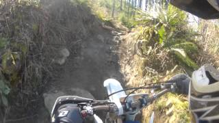 8. YZ250 2-stroke singletrack - Part 1/2