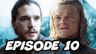 Game Of Thrones Season 6 Episode 10 Finale TOP 10 WTF. Jon Snow Mother R+L=J explained. Daenerys Targaryen vs Cersei...