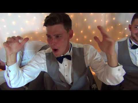 Dean & Cassie Hinds Wedding Reception 021_08_20_17