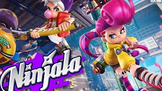 Ninjala with Friends! (GG, CAJman777, StarlitSiren) by SkulShurtugalTCG