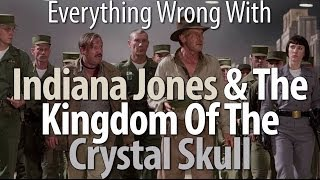 Video Everything Wrong With Indiana Jones & The Kingdom Of The Crystal Skull MP3, 3GP, MP4, WEBM, AVI, FLV Juli 2018