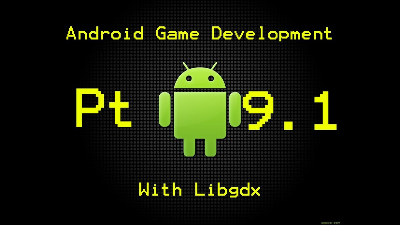 Android Game Development in Java – Part 9.1: Creating a UI using Scene2d
