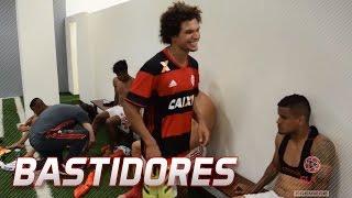 Se liga nos bastidores da vitória rubro-negra no Pacaembu. --------------- Seja sócio-torcedor do Flamengo: http://bit.ly/1QtIgYl...
