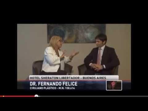 Con Estilo - Entrevista de Myriam Bunin al Dr Felice