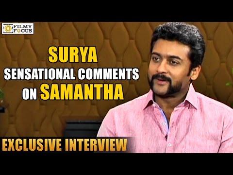 Video Surya Sensational Comments on Samantha - Filmyfocus.com download in MP3, 3GP, MP4, WEBM, AVI, FLV January 2017