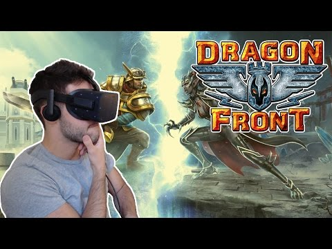 , title : 'Everything You Need to Know About Dragon Front VR for Oculus Rift CV1 and Gear VR'