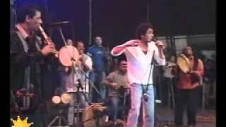 Mohamed mounir - Danob concert - el lela ya samra