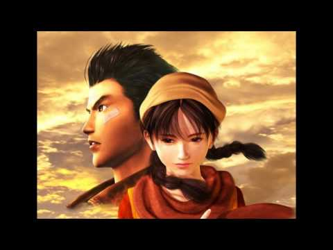 Shenmue [OST] -31- Snack Linda Theme