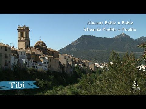 TIBI. Alicante pueblo a pueblo