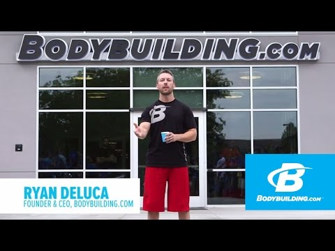 Bodybuilding.com CEO Takes The ALS Ice Bucket Challenge – Bodybuilding.com