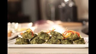 Pesto Chicken Tikka | Family Food Tales with Mrs Alyona Kapoor | Sanjeev Kapoor Khazana