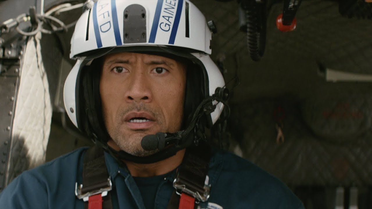 Movie Trailer:  San Andreas (2015)