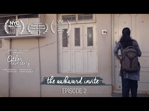 Episode 2 | The Awkward Invite | JLT's The 'Other' Love Story