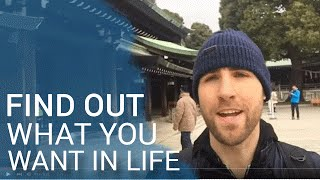 Video How To Find Out What You Want In Life (Setting Goals) MP3, 3GP, MP4, WEBM, AVI, FLV November 2017