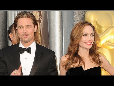 Brad Pitt and Angelina Jolie Are Engaged — Hear Their Quotes on Marriage Through the Years