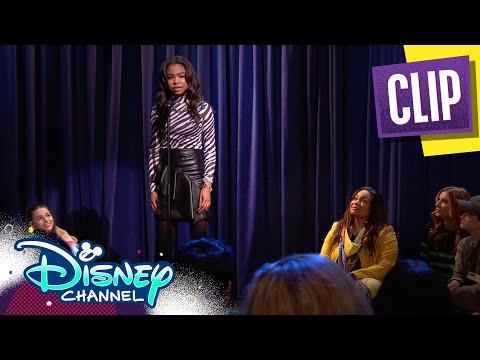 Nia's Slam Poem 🎤| Raven's Home | Disney Channel