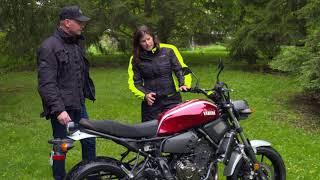 5. Yamaha XSR700 Road Test