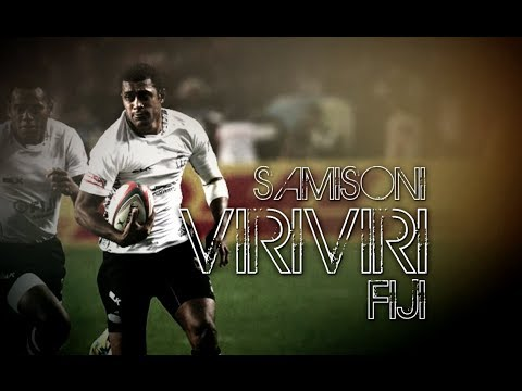 Samisoni Viriviri: IRB Sevens Player of the Year