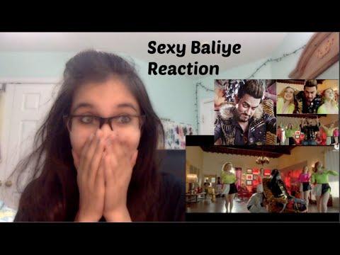 Sexy Baliye | Aamir Khan | SECRET SUPERSTAR | REACTION