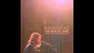 Radiohead - Codex - Live from The Basement [HD]