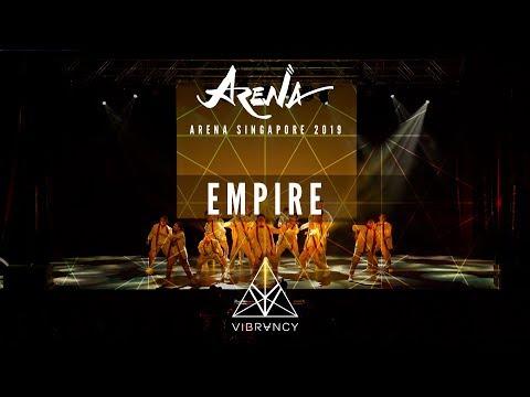Empire | Arena Singapore 2019 [@VIBRVNCY 4K] - Thời lượng: 4 phút, 1 giây.
