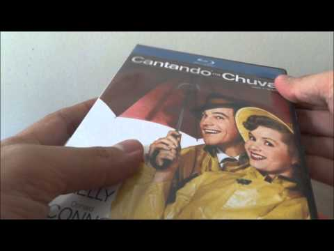 Unboxing - Singin' In The Rain (Bluray)