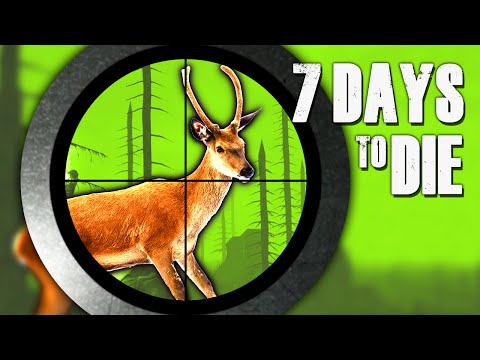 ZOMBIE HUNTER ★ 7 Days to Die (13) – Zombie Games