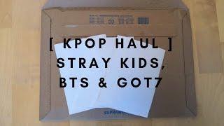Video [ Kpop Haul ] Stray Kids, BTS & GOT7 MP3, 3GP, MP4, WEBM, AVI, FLV Mei 2019