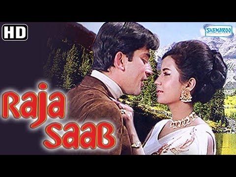 Video Raja Saab (HD) - Shashi Kapoor - Nanda - Rajendra Nath - Agha - Hindi Full Movie With Eng Subtitle download in MP3, 3GP, MP4, WEBM, AVI, FLV January 2017