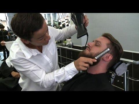 pourquoi la barbe
