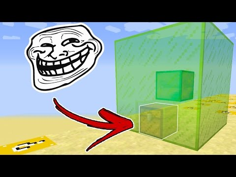 MINECRAFT CUBAO  TOTEM INDESTRUTIVEL !! MINECRAFT TROLL