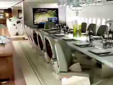 Private Jet Charter – Best Aircraft Interiors