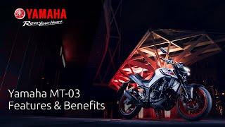 7. 2020 Yamaha MT-03: Features & Benefits