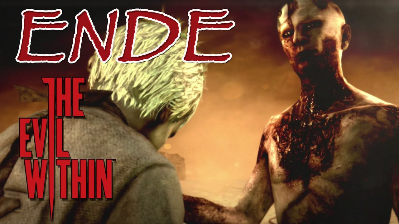 [Let's Play] The Evil Within – 33 – Das Ende