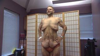Stracił 190 kg w 714 dni! Dzięki ciężkiej pracy osiągnął coś niesamowitego, ale zobacz jego skórę!