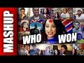 Wonder Woman vs Stevie Wonder Epic Rap Battles of History Reactions Mashup