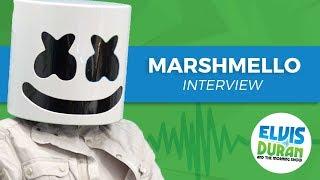 Video Elvis Duran's Silent AF Interview With Marshmello | Elvis Duran Show MP3, 3GP, MP4, WEBM, AVI, FLV Maret 2019