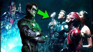 Video Justice League NEWS New Images REVEALS League LOOKING At Green Lantern? Cyborg Vs MotherBox? MP3, 3GP, MP4, WEBM, AVI, FLV Oktober 2017