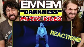 EMINEM - Darkness (Official Video) - REACTION & REVIEW!!! by The Reel Rejects