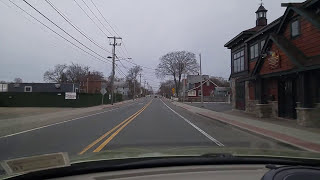 Huntington (NY) United States  City pictures : Driving by Huntington Station,New York